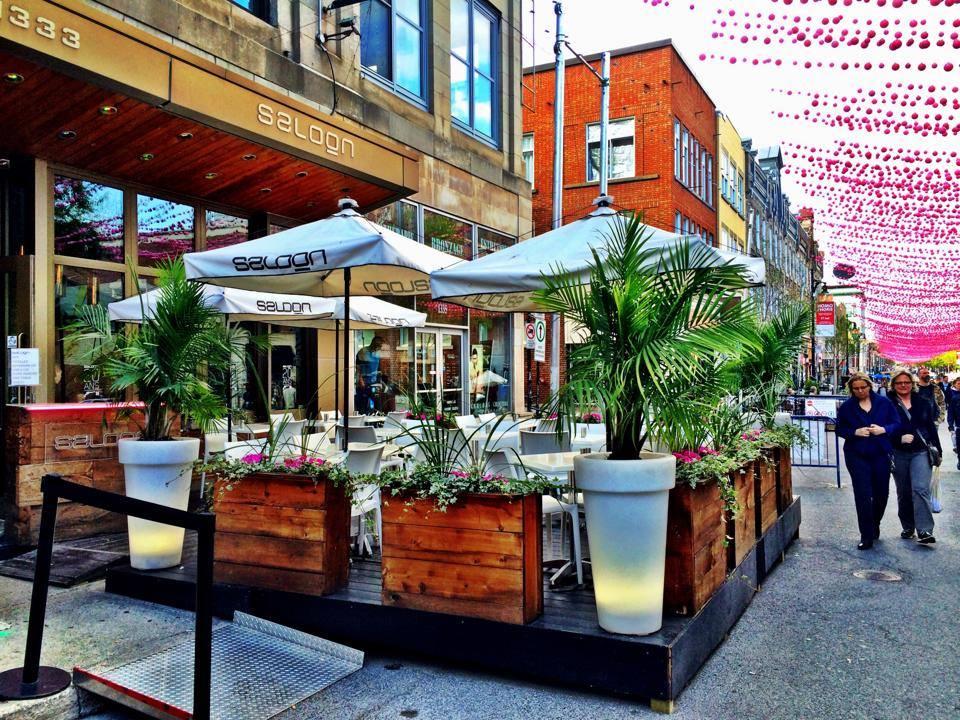 Saloon Bistro Bar