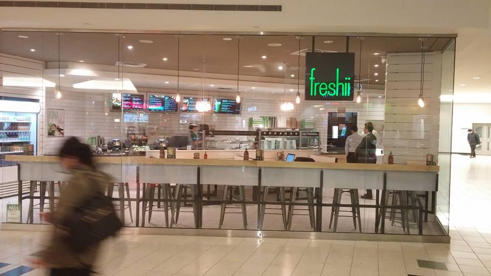 Freshii in Toronto