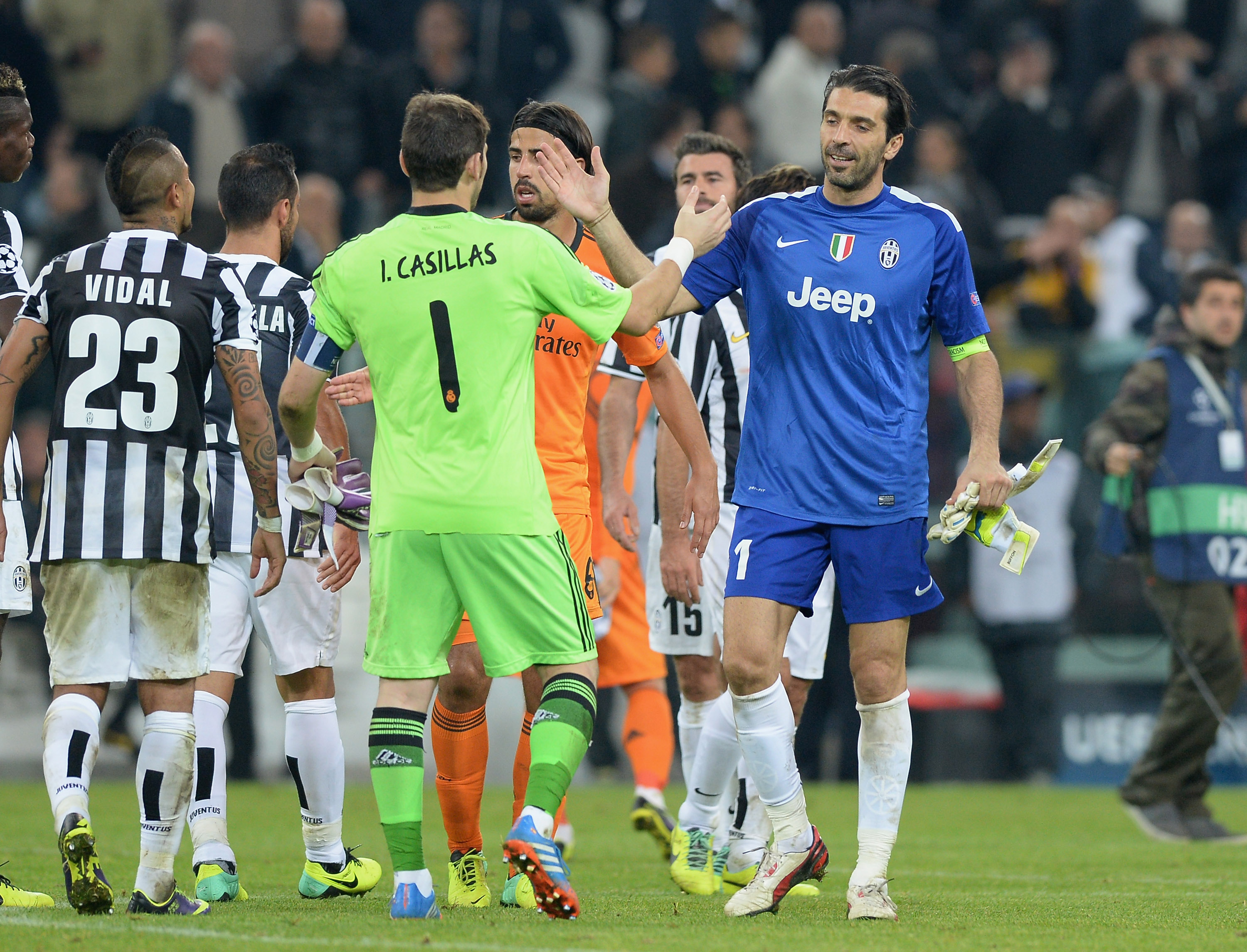 best sneakers e0221 727d5 Champions League 2015 Semifinal draw results: It's Juventus ...