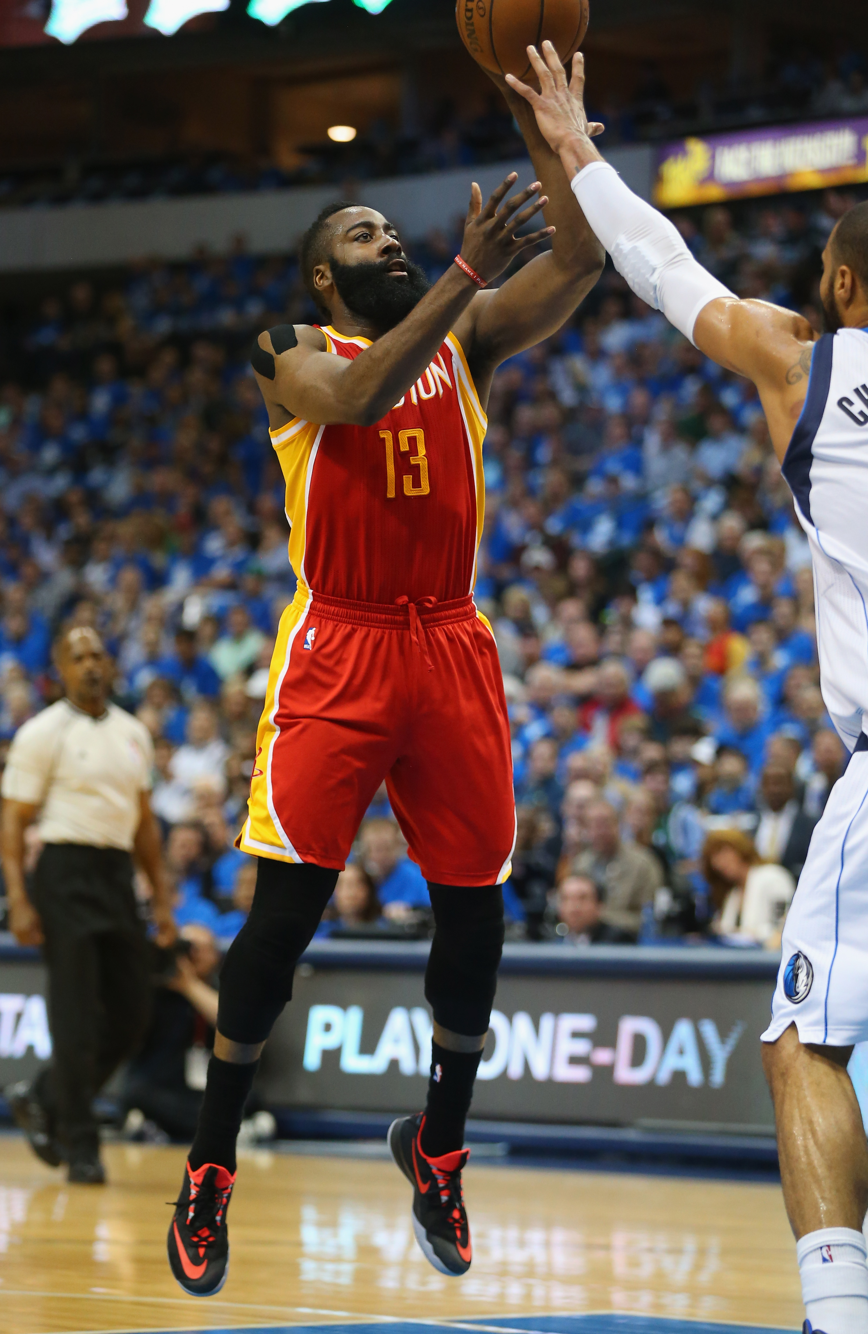 Rockets vs. Mavericks 2015 final score: 3 things we learned as the Rockets took a 3-0 series lead