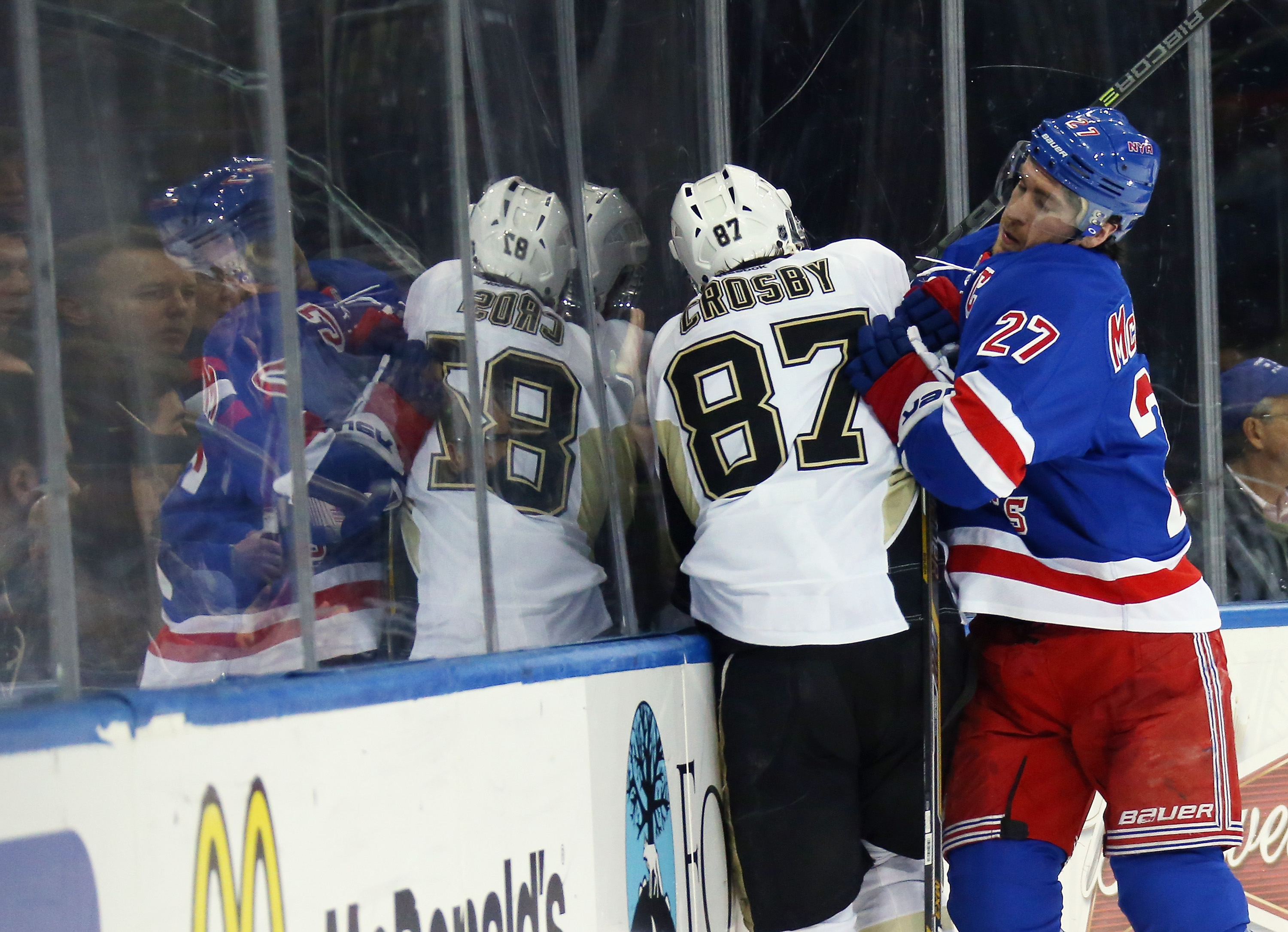 2015 NHL playoff scores: Crosby, Penguins eliminated as Rangers advance