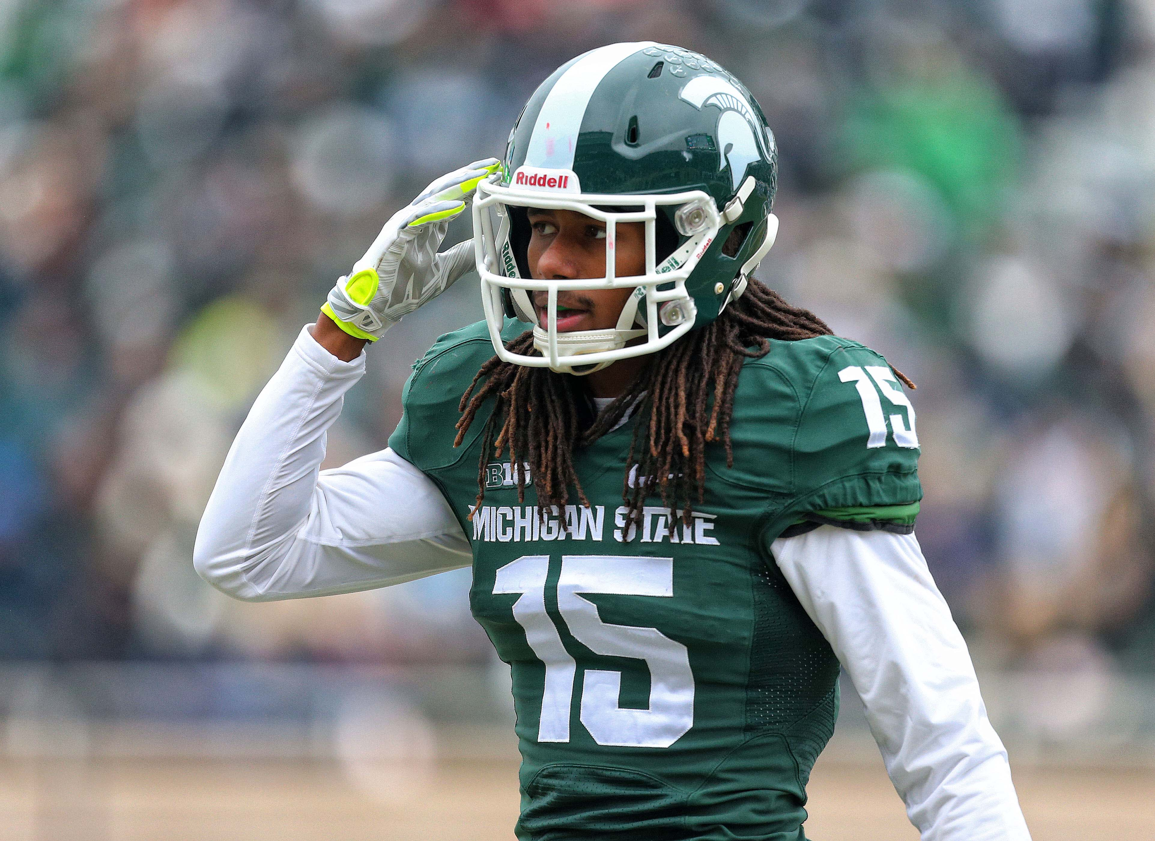 Trae Waynes, the overwhelming leader in our final version of our Mock Draft Database