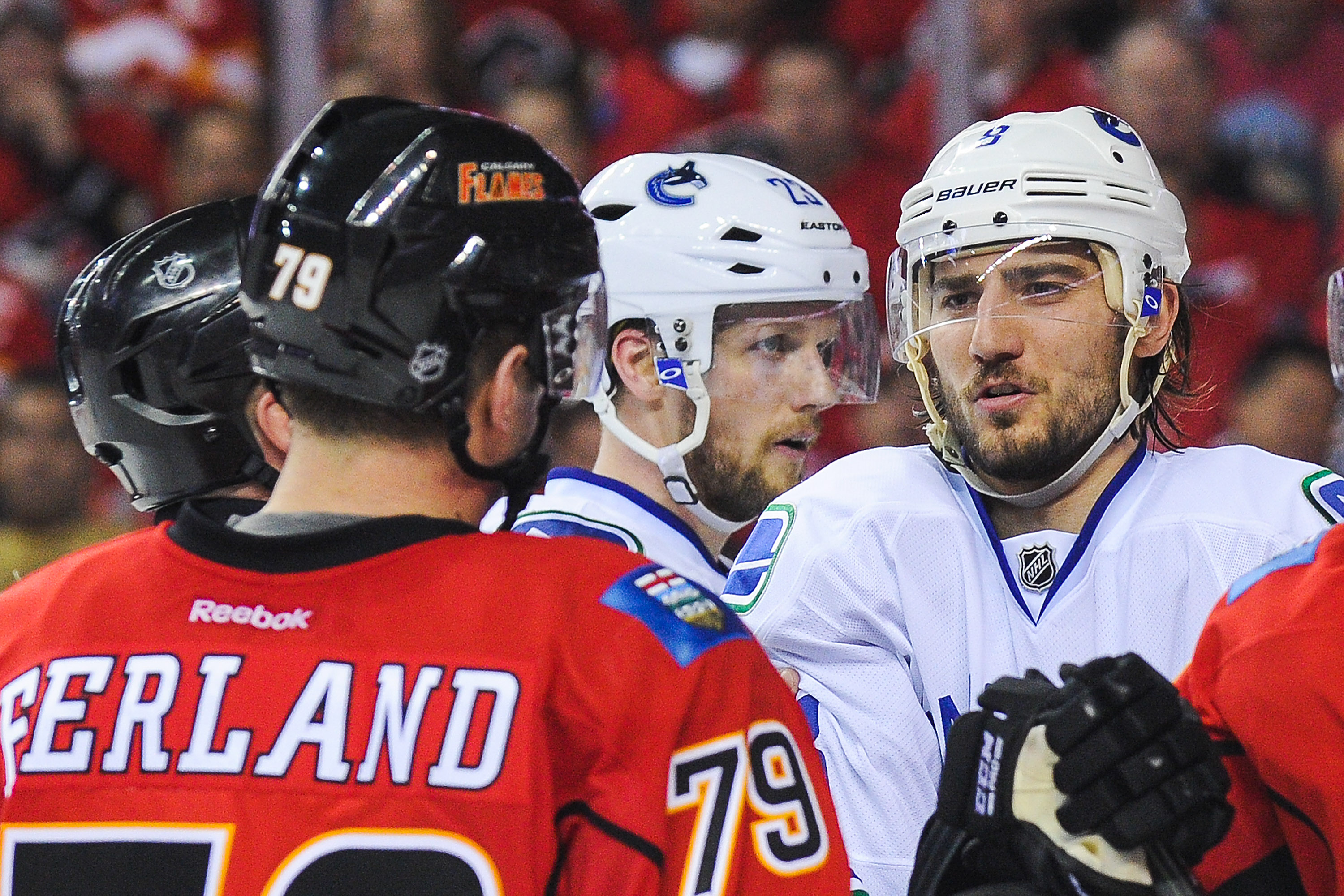 """And then Tanev leaned over and whispered """"You're a fraud, and we know it..."""""""
