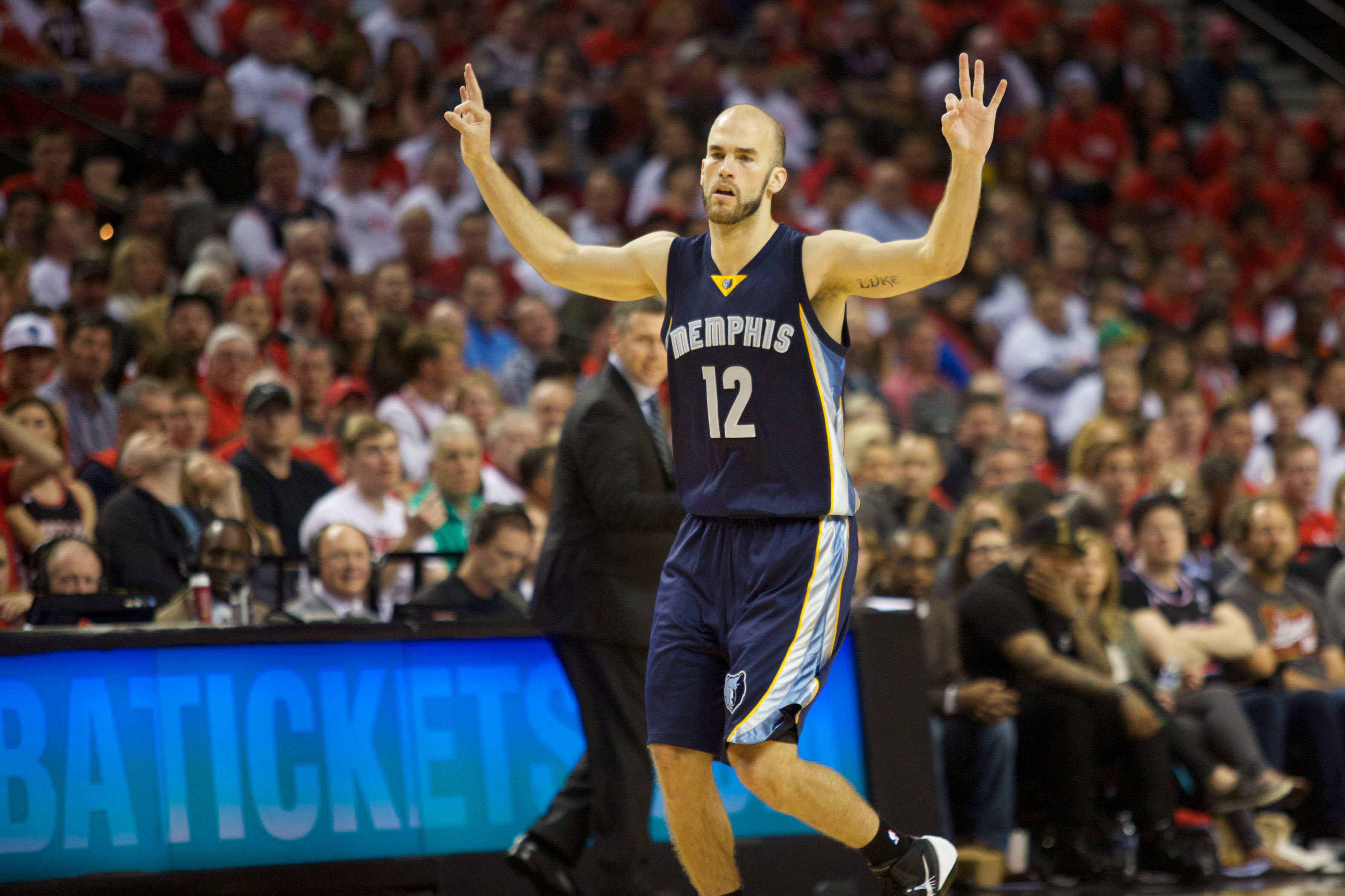 Nick Calathes just got a heck of a lot more important to Dave Joerger and Grizzlies' fans...