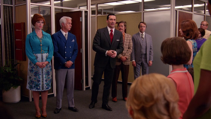 Mad Men recap: 11 times this episode mirrored the show's past