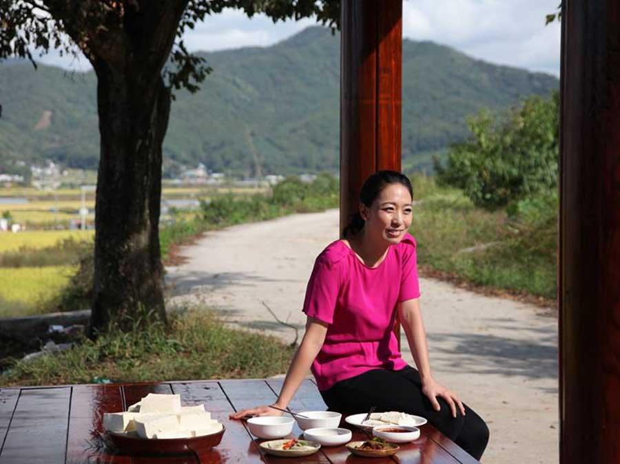 Chef Judy Joo.