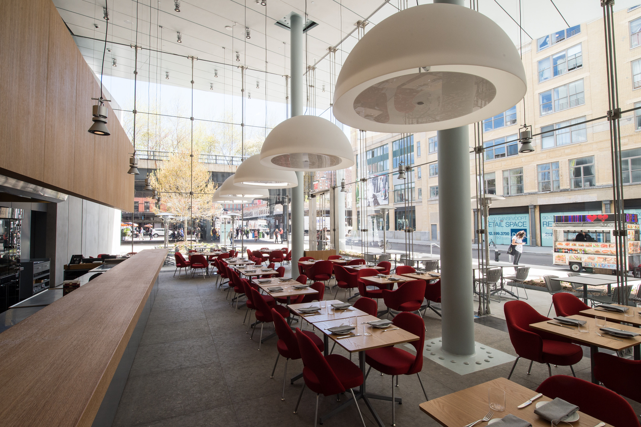 Gl Palace Unled Reopens Today In The New Whitney Downtown Eater Ny