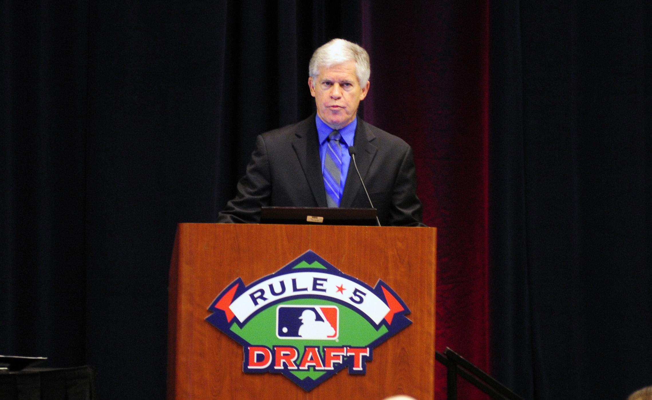 In the Rule 5 draft, teams zzzzzzzzzzzzz
