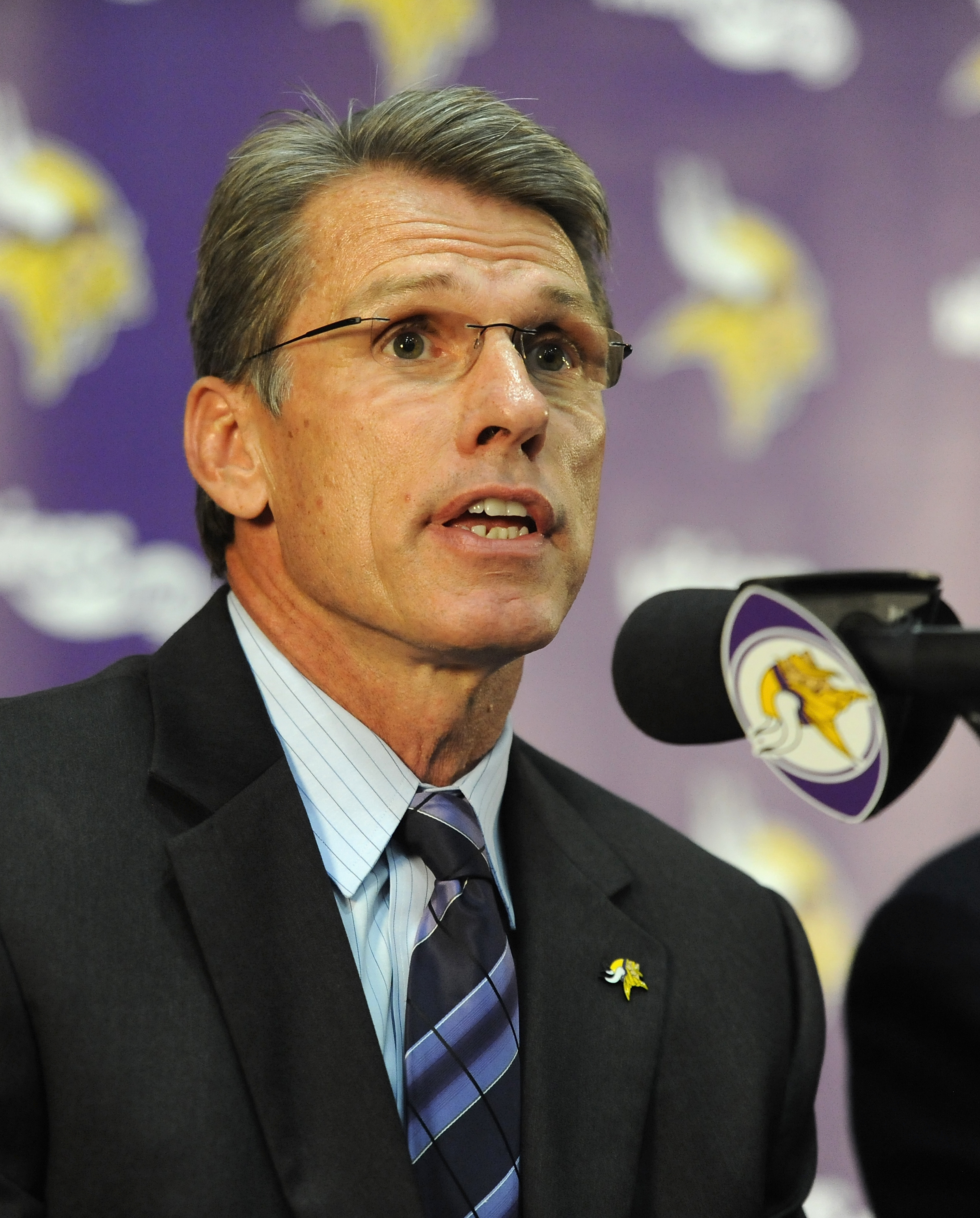 Right now, Rick Spielman has six picks in the final four rounds of the 2015 NFL Draft.