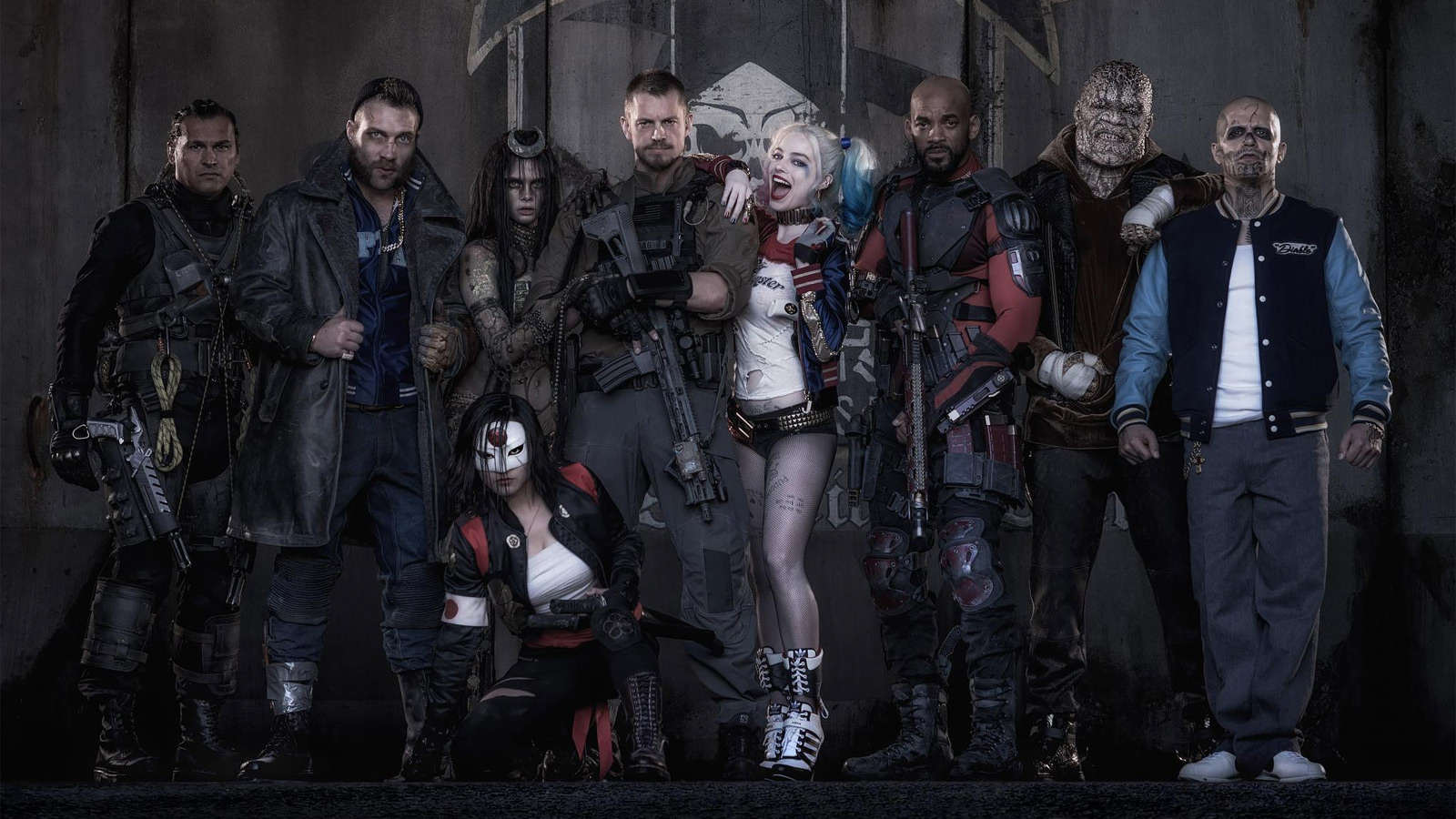 Here's who's joining The Joker in DC's Suicide Squad movie (update)