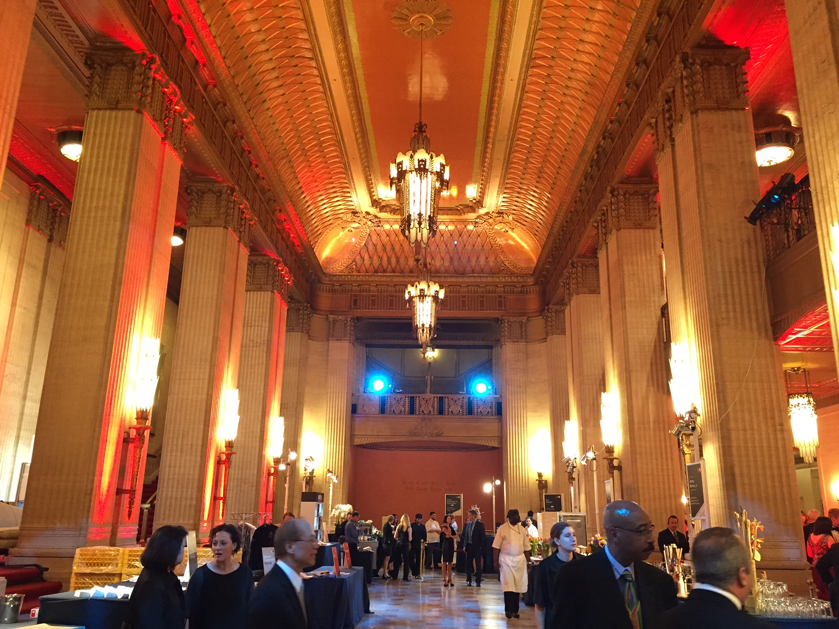 Lyric Opera House, Chicago