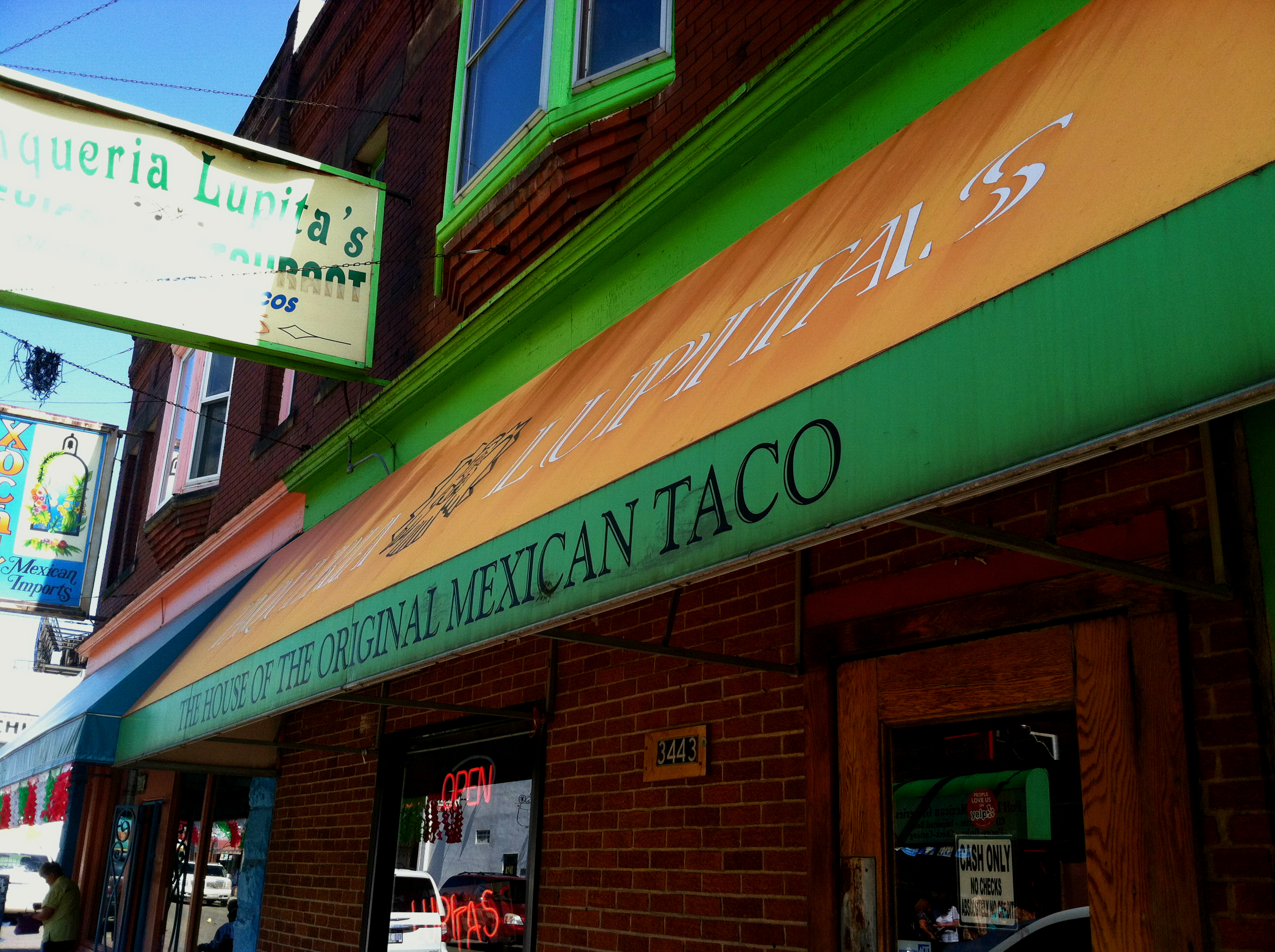 Mexicantown historian Maria Elena Rodriguez points to the opening of restaurants like Taqueria Lupita's as evidence of a trend in the '90s toward more authentic Mexican cuisine in Detroit.