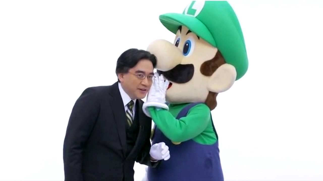 Nintendo needs to talk smartphone games, new consoles and amiibo tomorrow