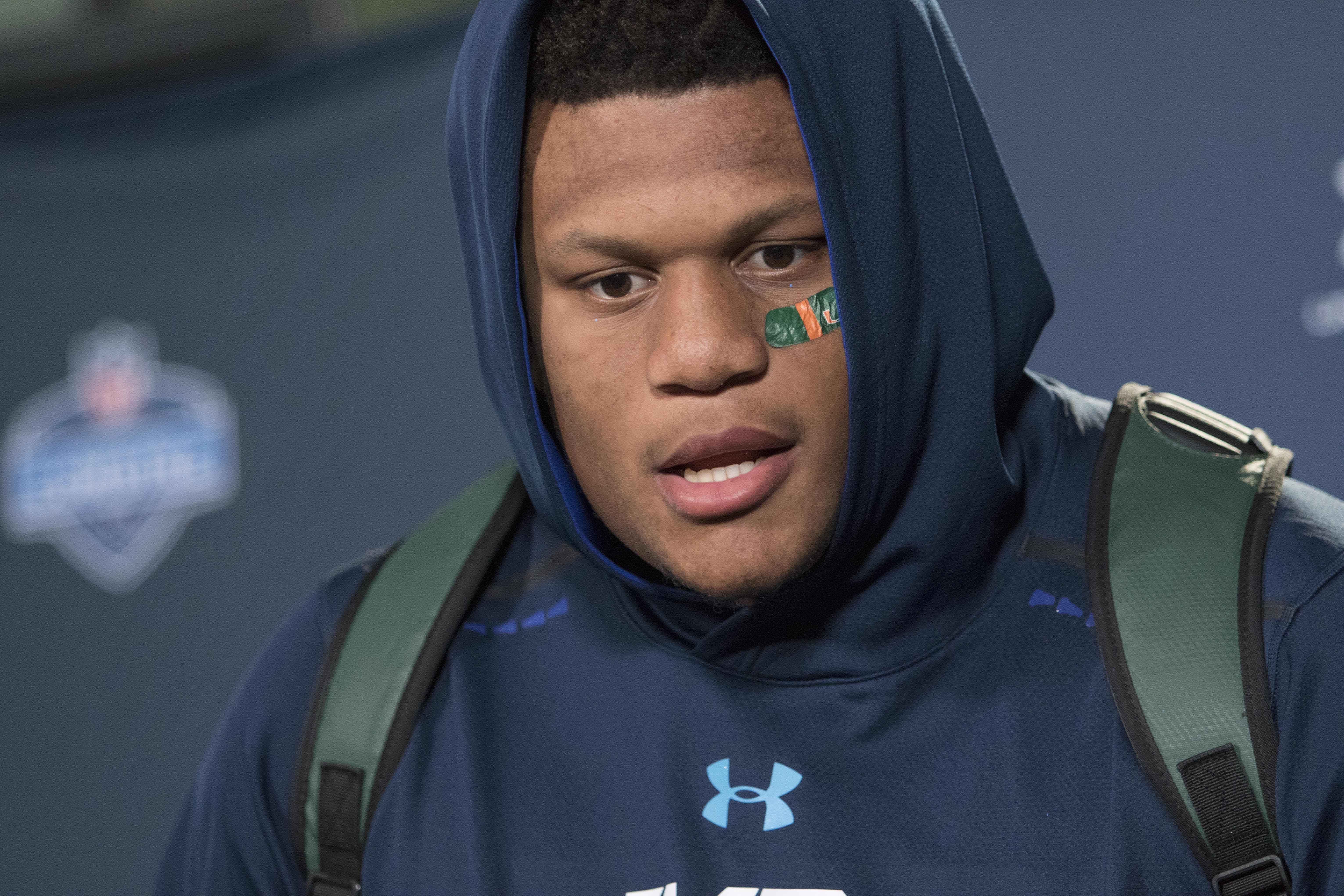 Jesse correctly had Ereck Flowers being selected by the Giants.