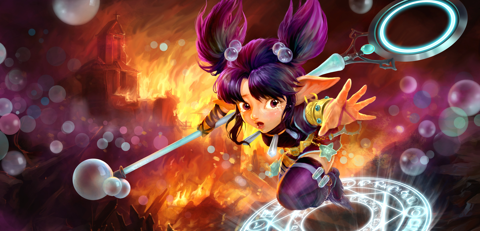 Heroes of Newerth gets a new owner and developer for its fifth anniversary