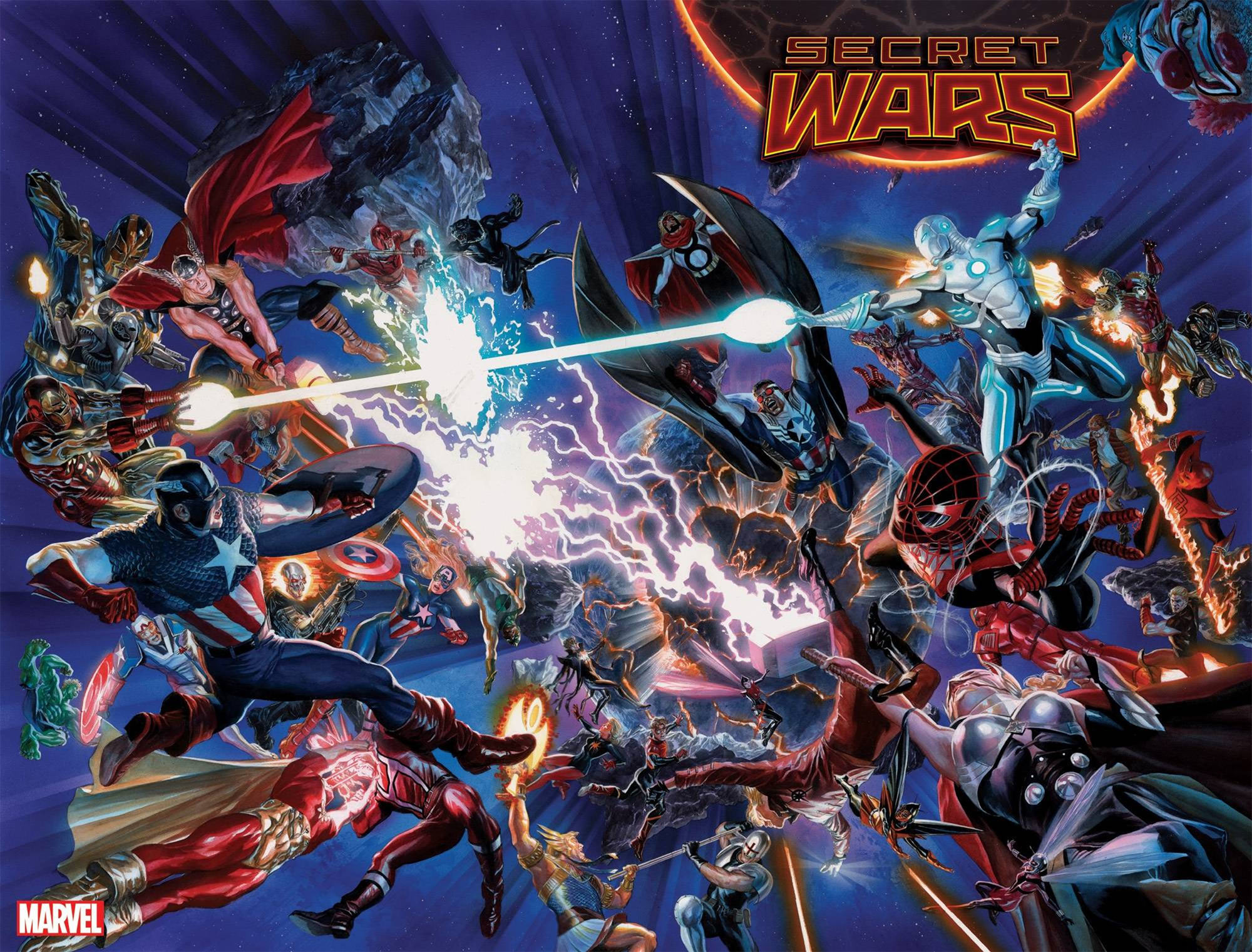 Marvel's Secret Wars event starts today: Here's what you need to know