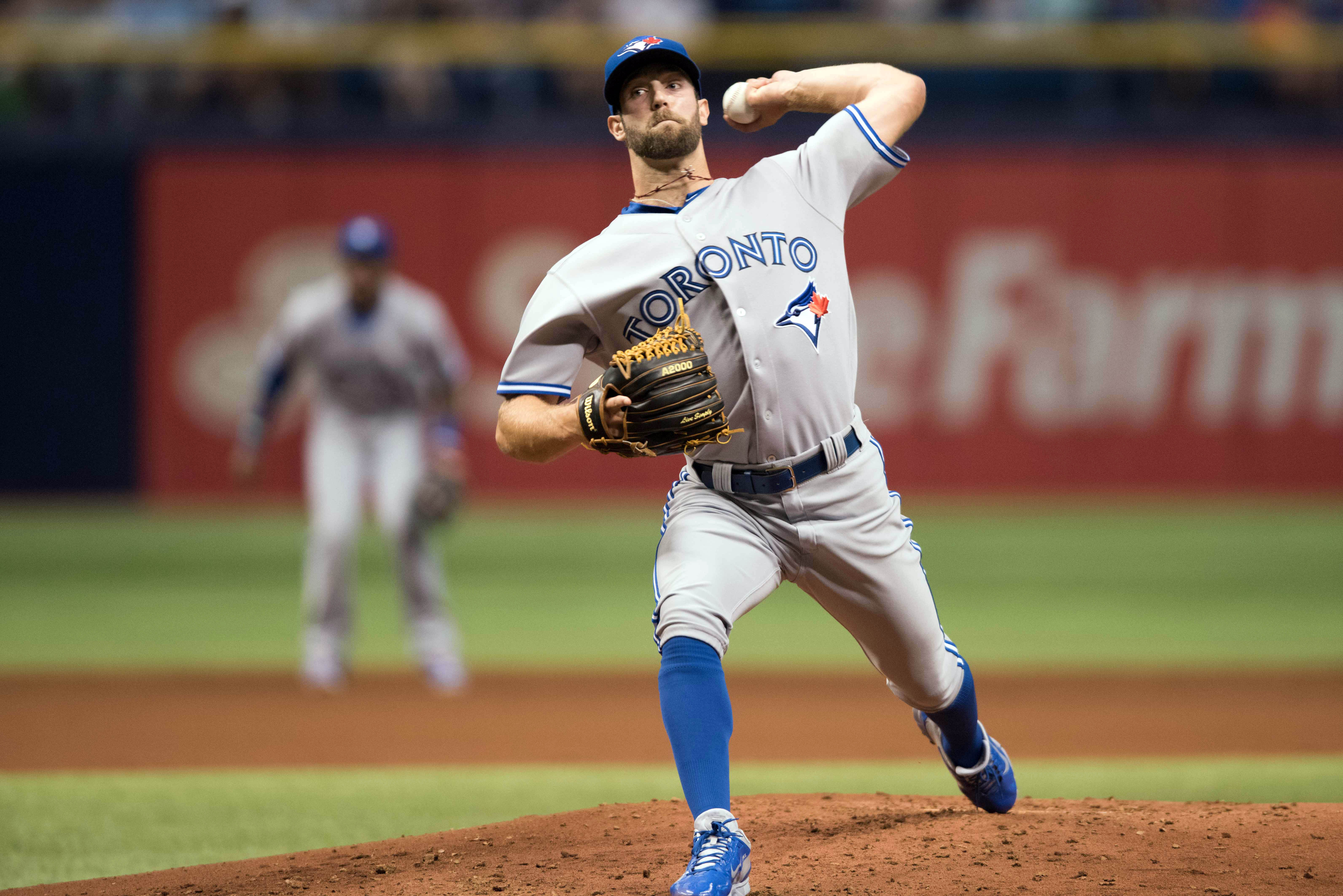 Daniel Norris makes his first start for Buffalo, allowing 1 run