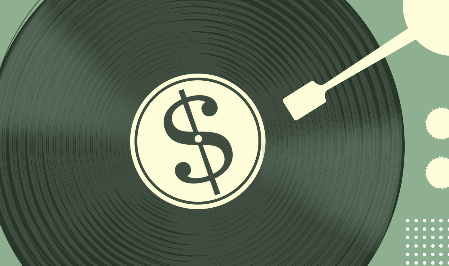 """If you want to use music, you've got to pay for it"" - Vox"