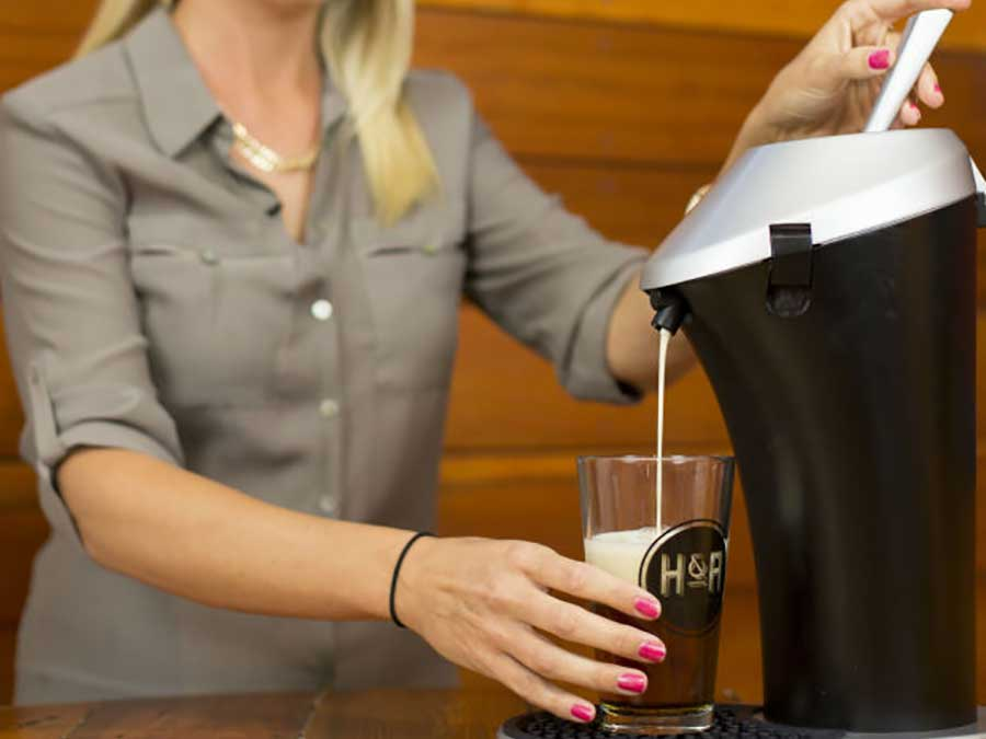 Beer Nerds Create Machine That Makes Store Bought Brew Taste Better