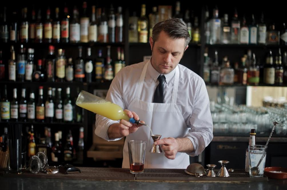 Portland Bar Star Jeffrey Morgenthaler Explains Why He's Reviving Bad Drinks from the '80s