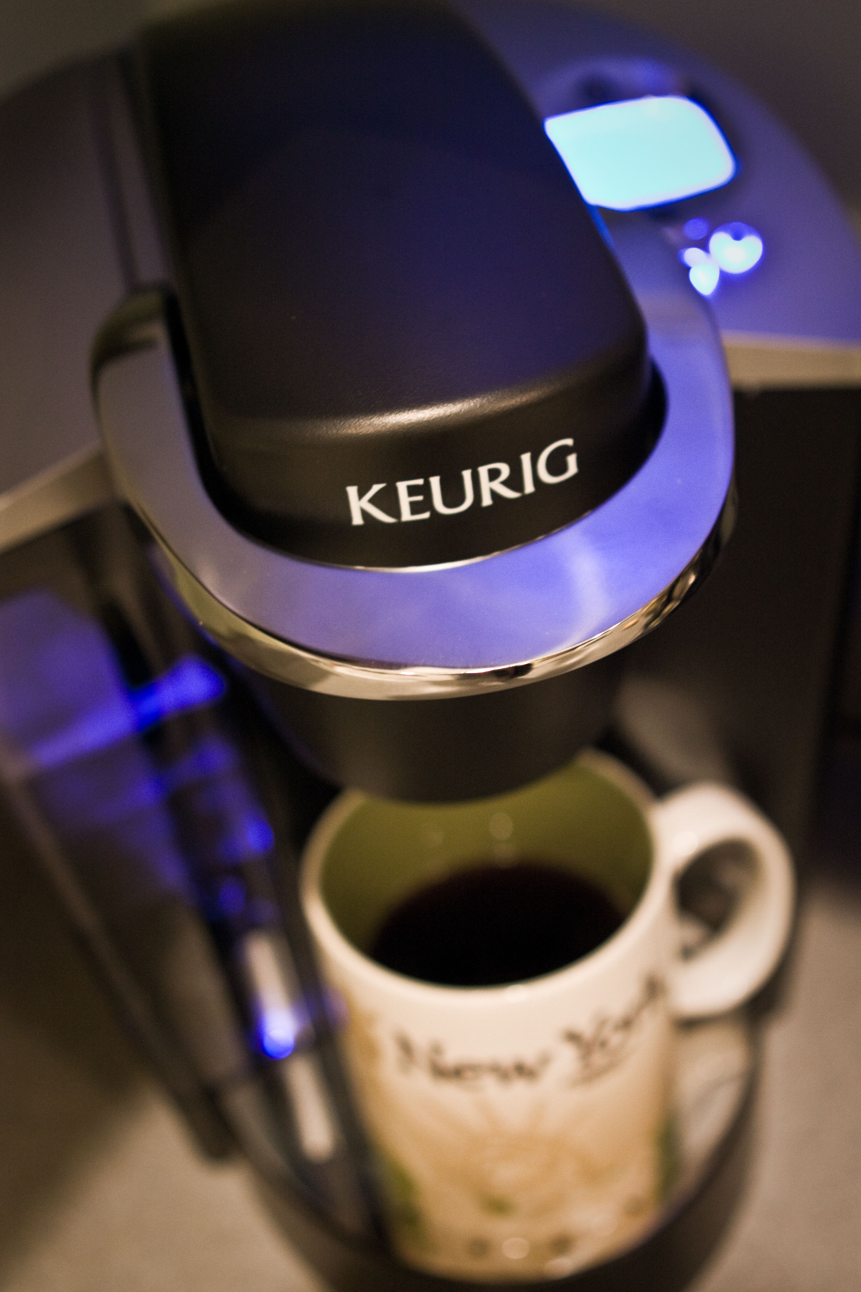 The Market Is Souring on Keurig's Bad Coffee and Awful Environmental Impact