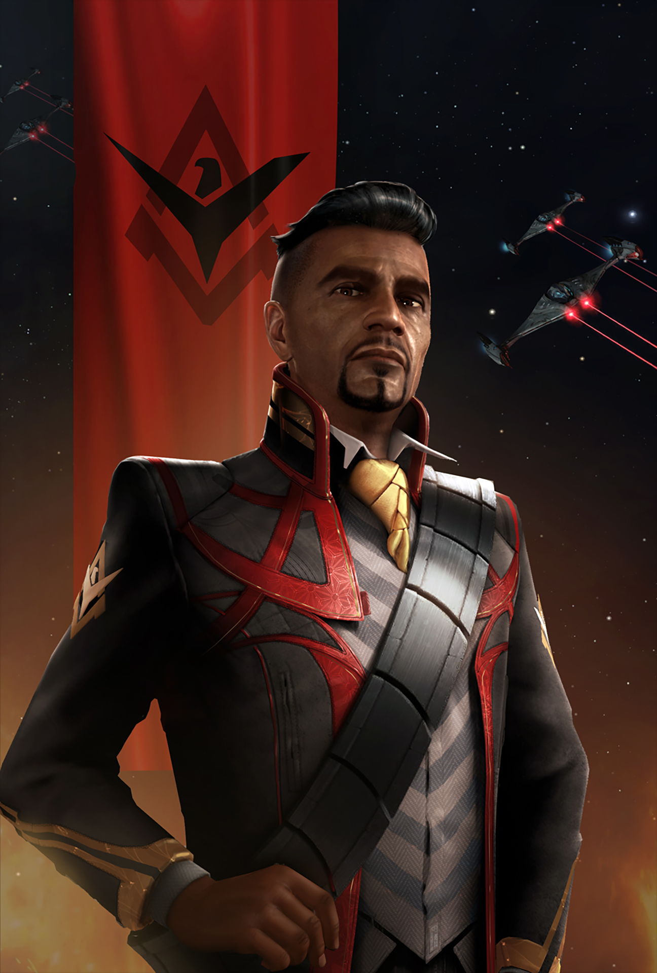 Elite: Dangerous' next update hopes to add a little character and a lot of strategy