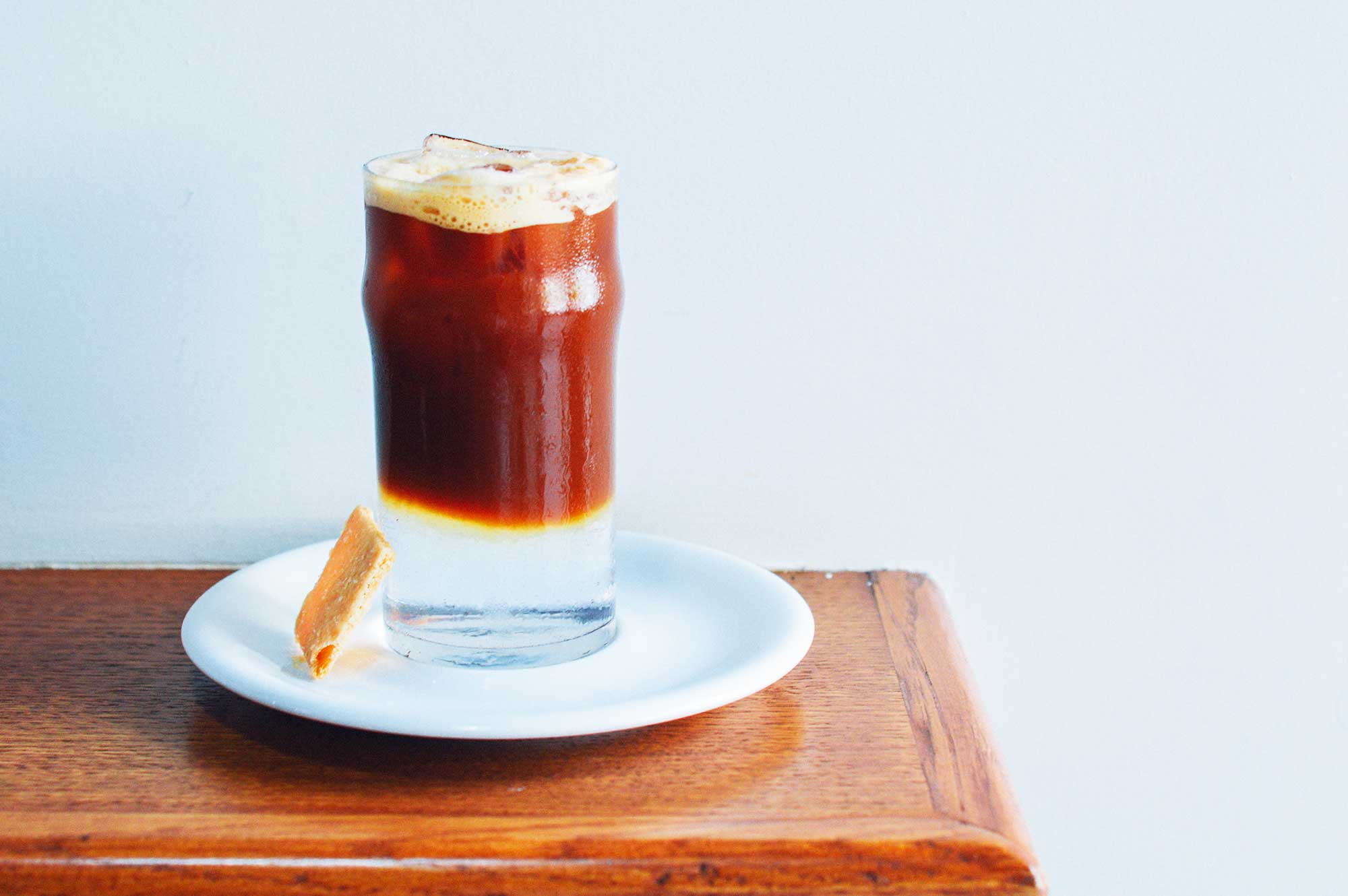 Meet the Espresso Tonic, Iced Coffee's Bubbly New Cousin