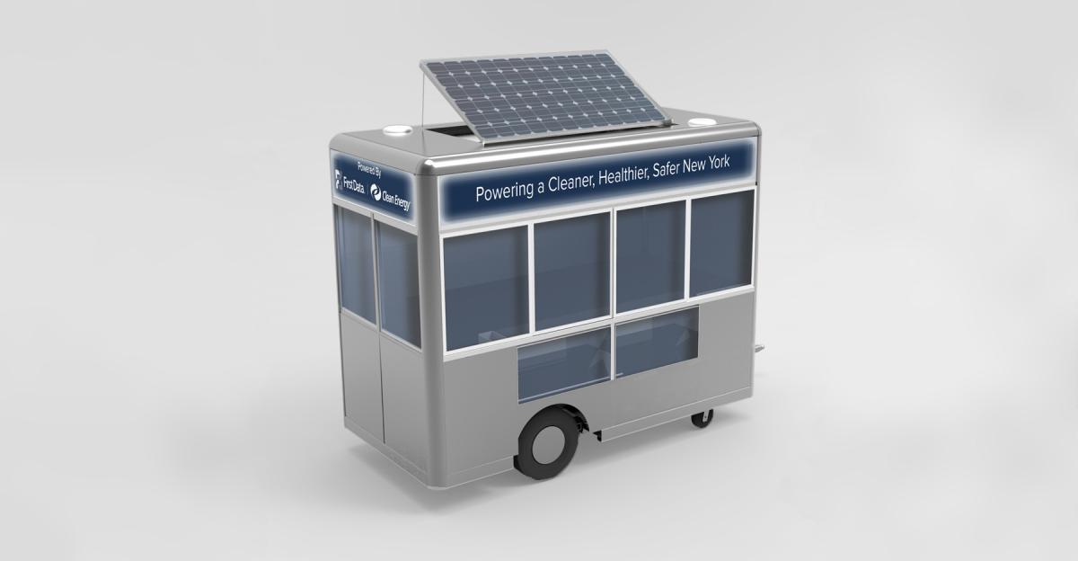 500 Solar-Powered Food Carts to Roll Onto NYC's Streets This Summer