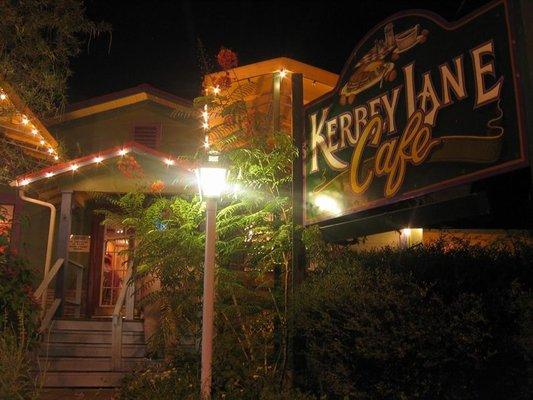 Kerbey Lane on Kerbey Lane
