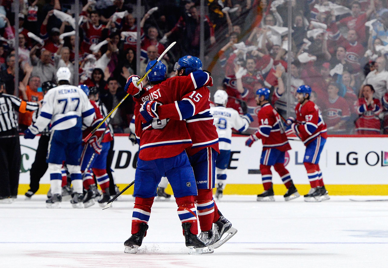 Canadiens make it a series