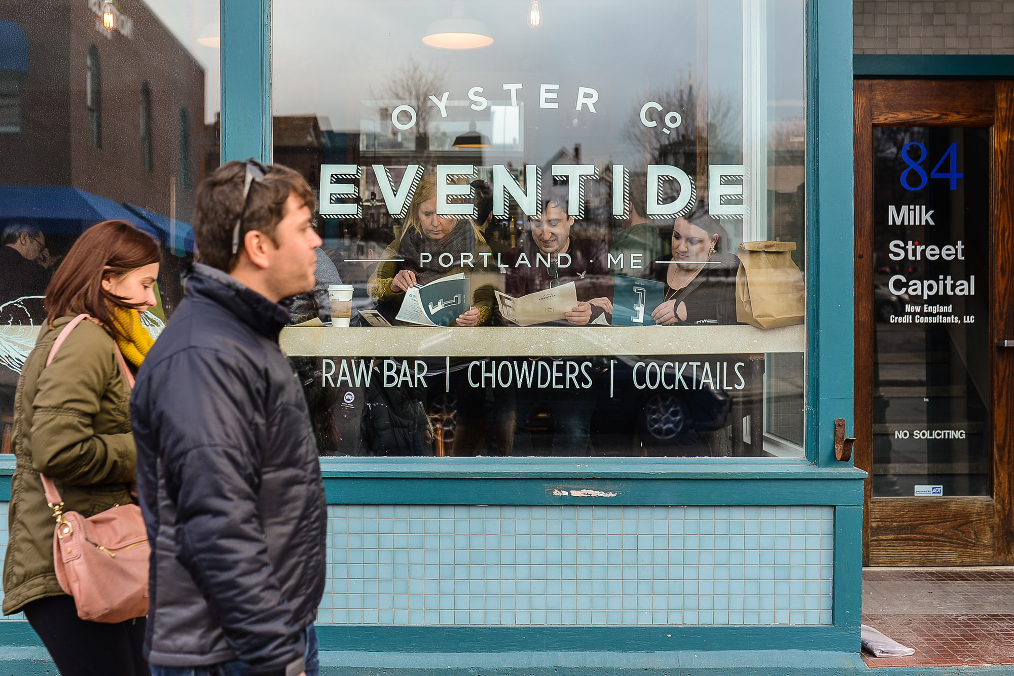 John Golden has been banned from Eventide, Hugo's, and The Honey Paw, all owned by Arlin Smith, Mike Wiley, and Andrew Taylor.