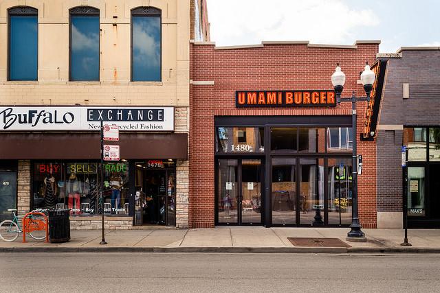 Umami Burger Wicker Park