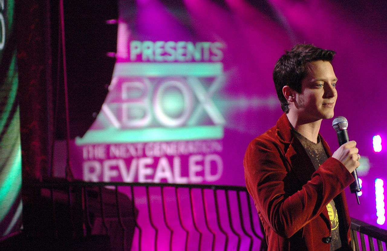 The Xbox 360 reveal, from 10 years ago today, is a relic from another age