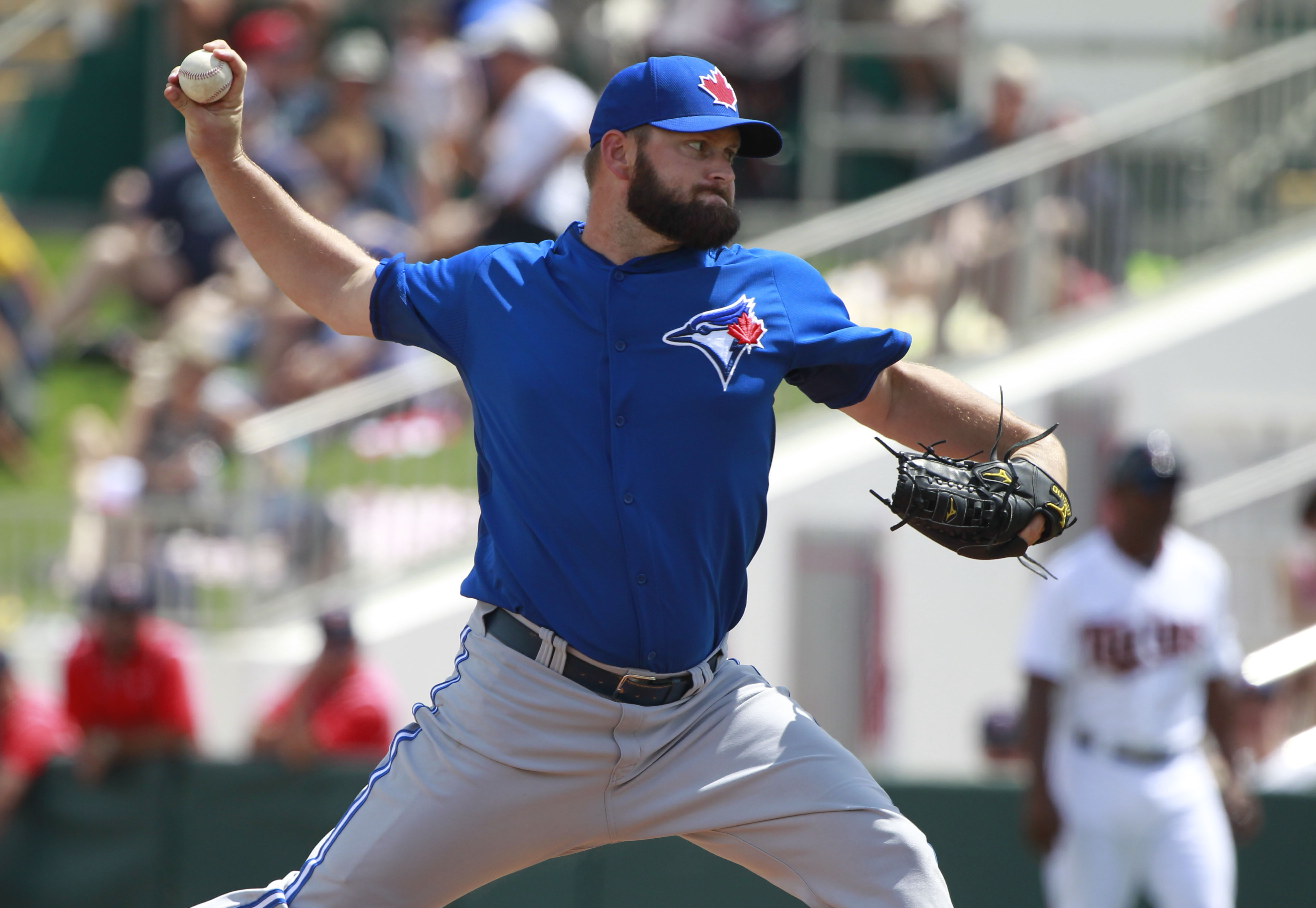 Todd Redmond pitched 5 solid innings of relief in Buffalo's win
