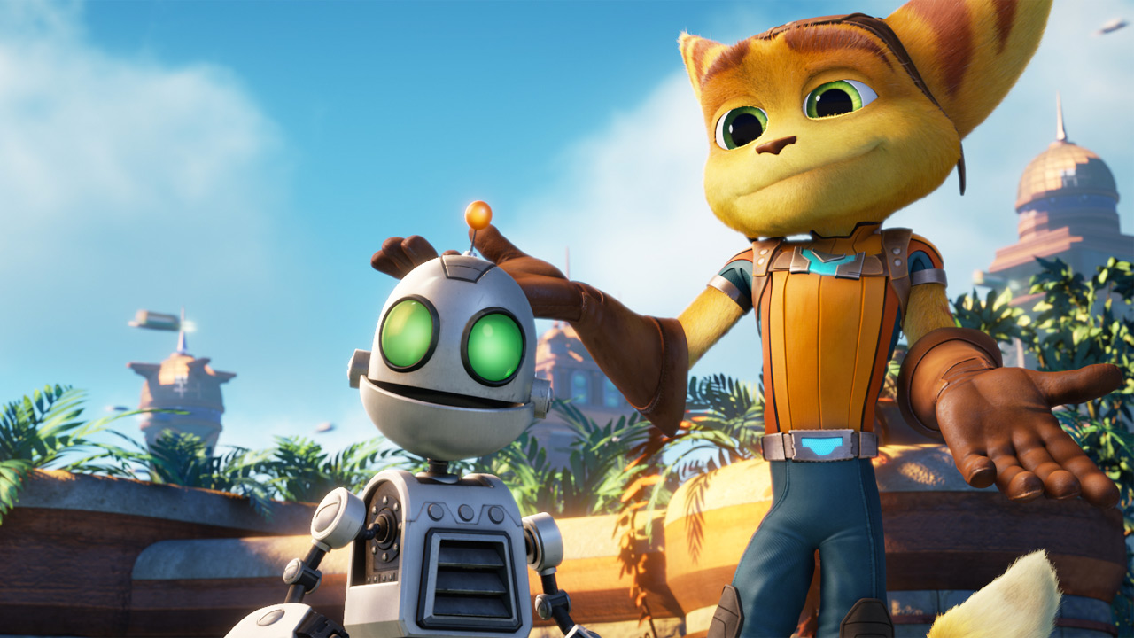 Ratchet & Clank for PlayStation 4 now coming spring 2016