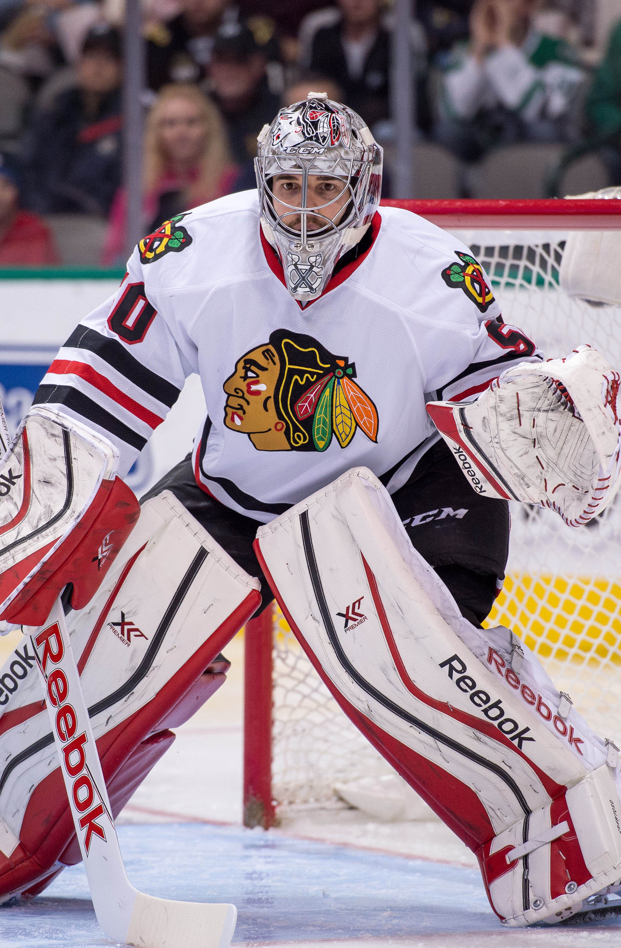 Despite early wobbles Crawford has regained the form that claimed the Cup for Chicago in 2013.