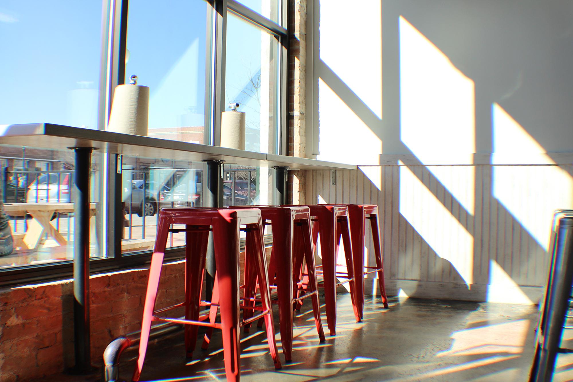Sunshine and ceviche await at C'Viche.