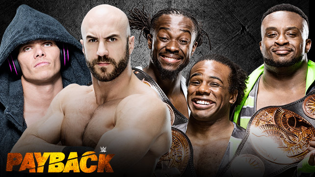Will The New Day still be smiling after Payback?