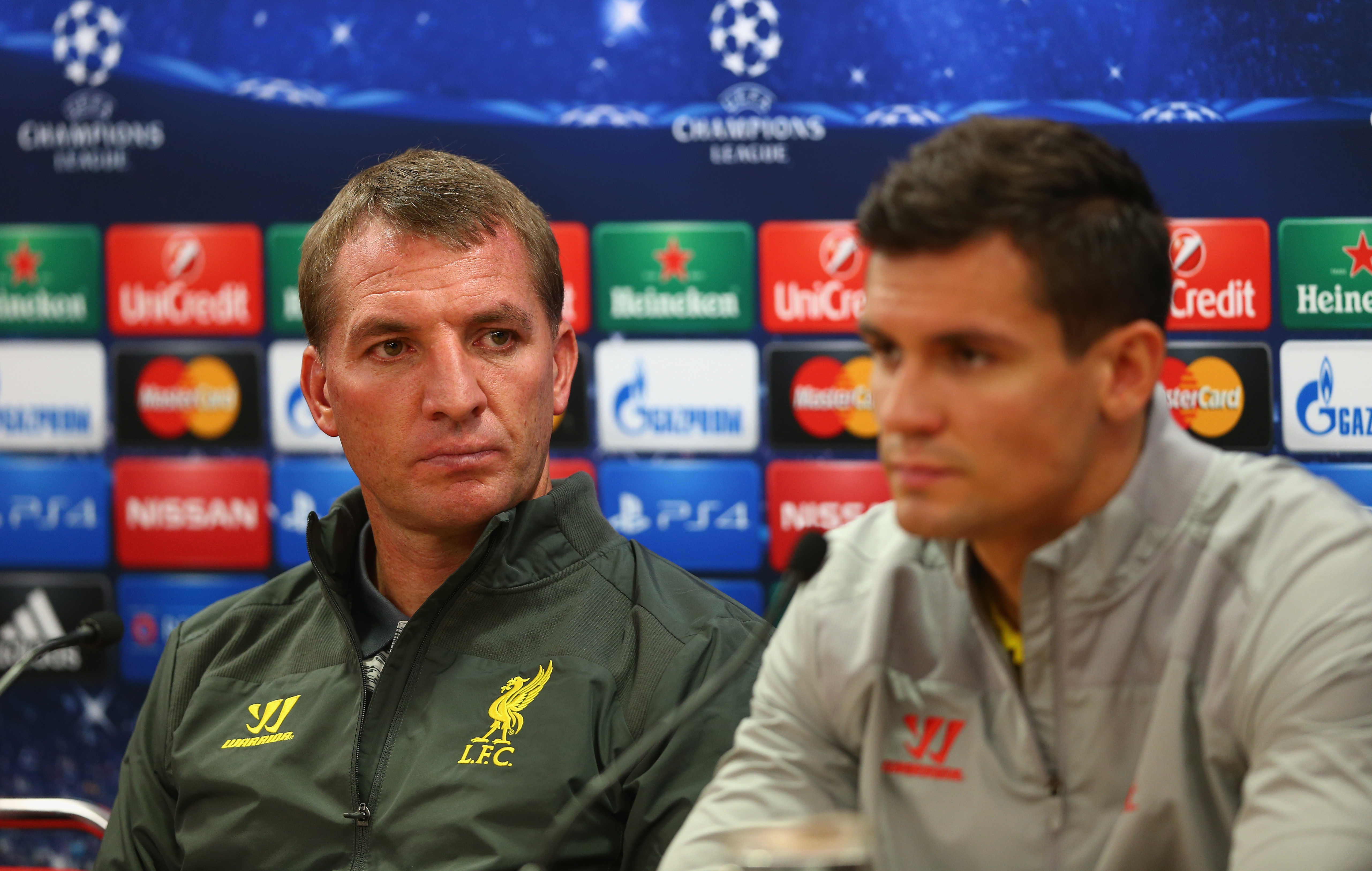 Rodgers Laments Defensive Lapses, Dejan Lovren's Existence, in Loss to Crystal Palace