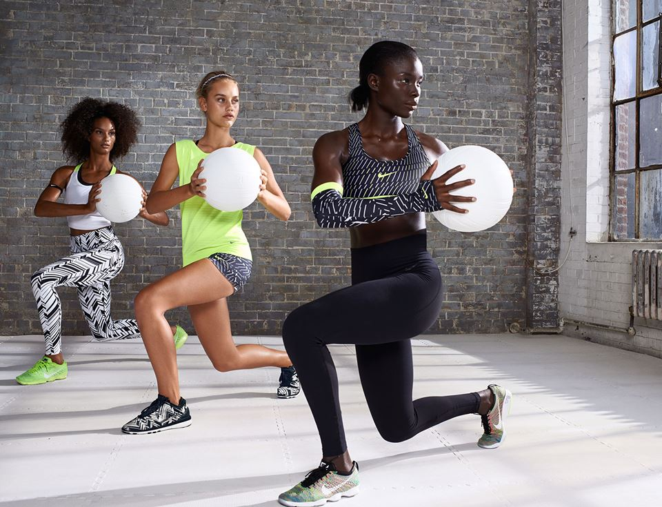 Are You Important Enough to Be Invited to This Secret Nike Gym?