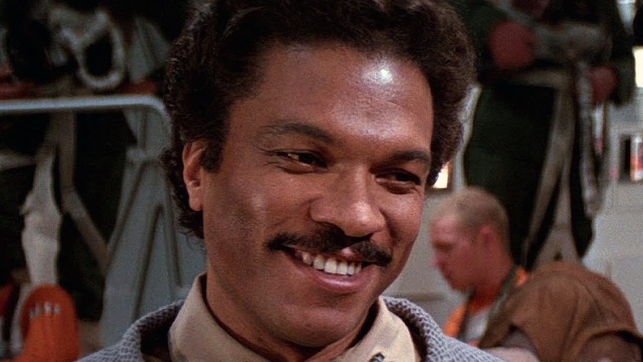 Lando Calrissian is in perfect hibernation, waiting to return to Star Wars