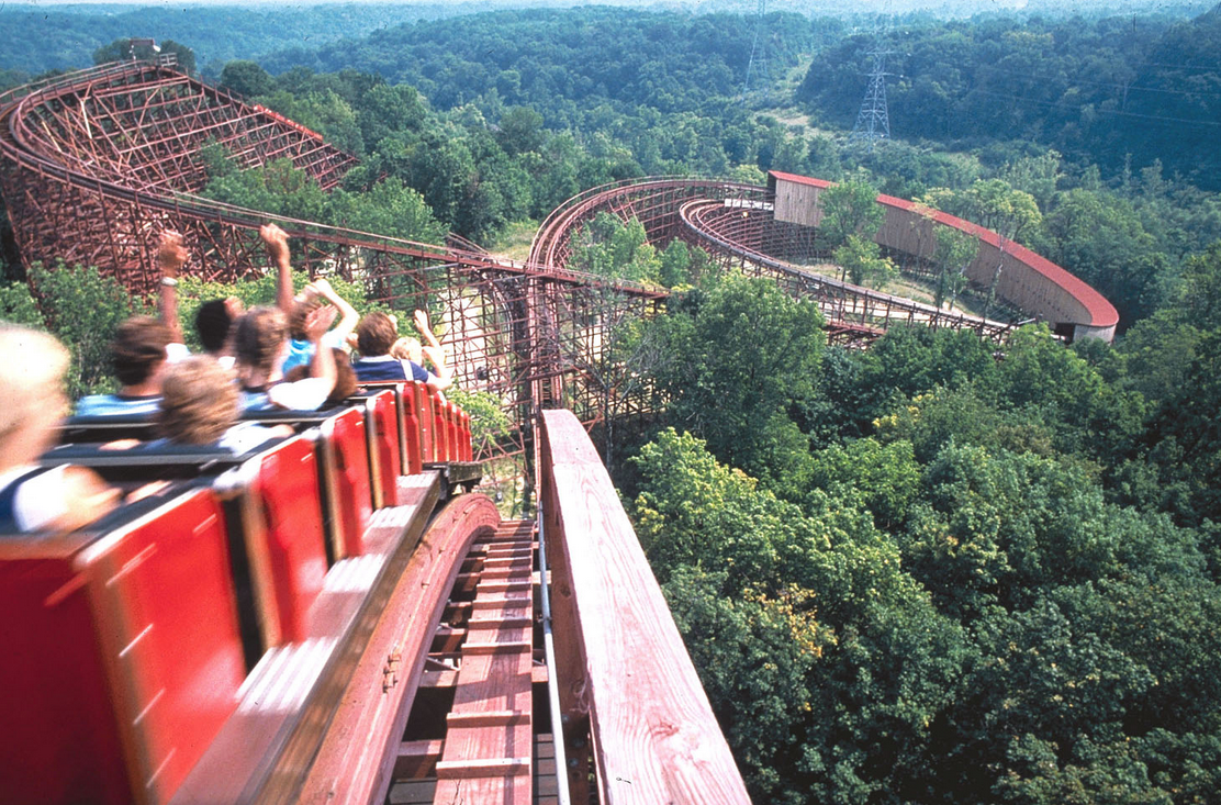 A love letter to the best roller coaster in the world