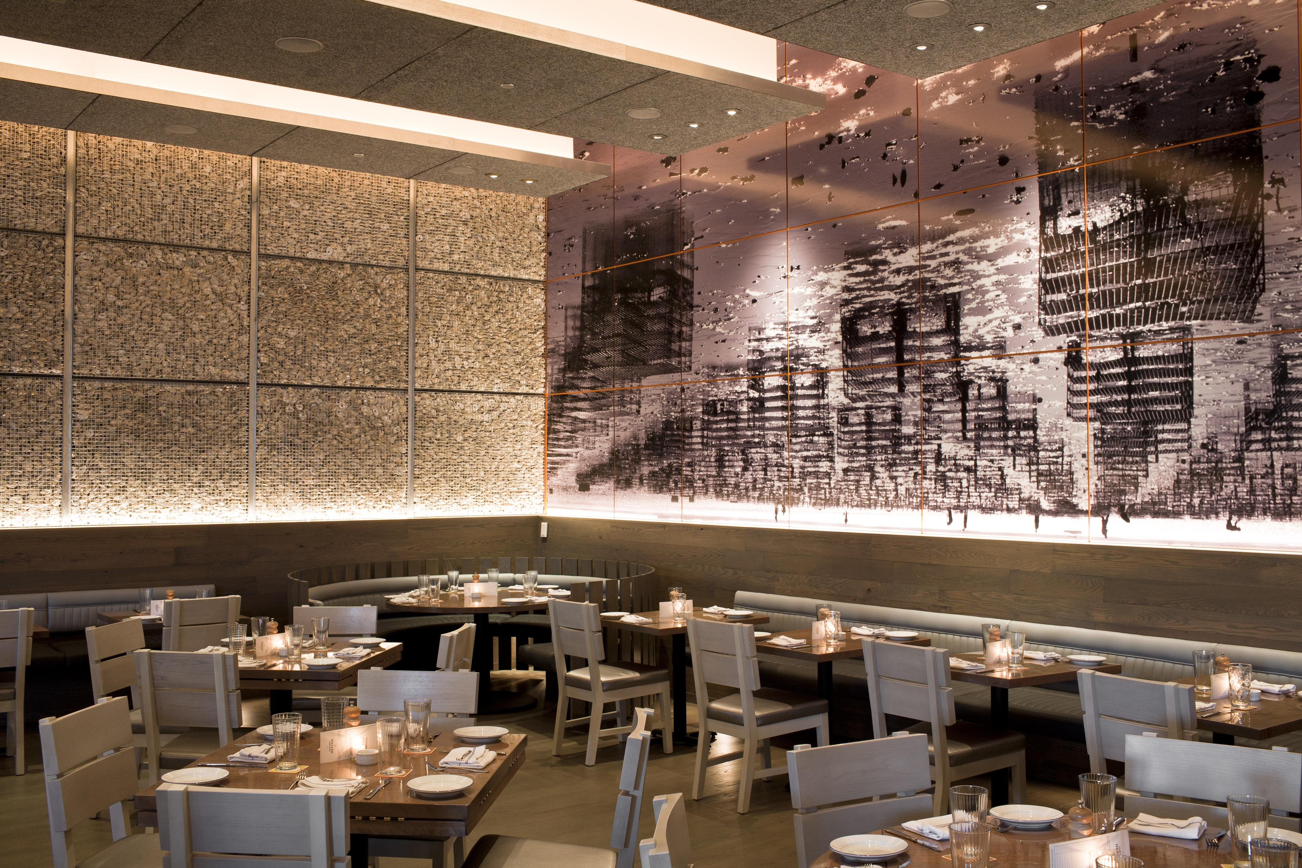 Island Creek Oyster Bar, Kenmore Square