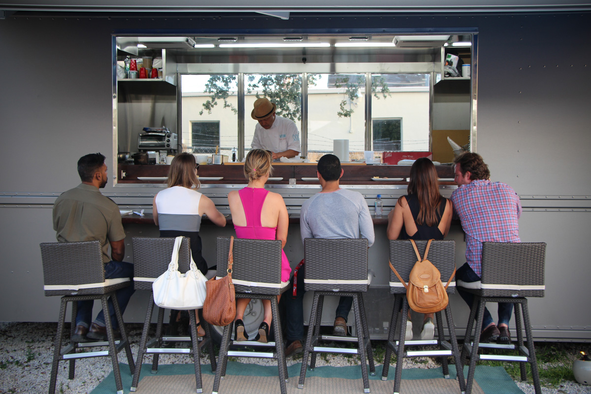 Myumi Sushi Offers a Traditional Omakase Experience — Out of a Food Truck in Wynwood