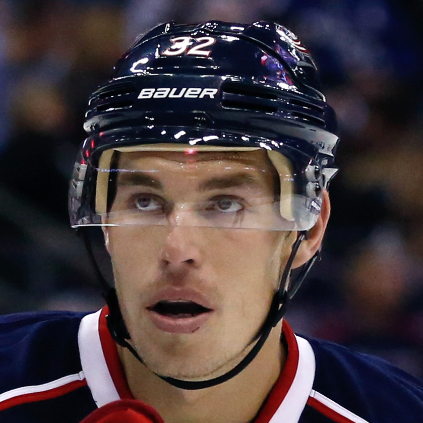 The last stock photo of Adam Cracknell in a Blues uniform was from last year. This isn't one of them.