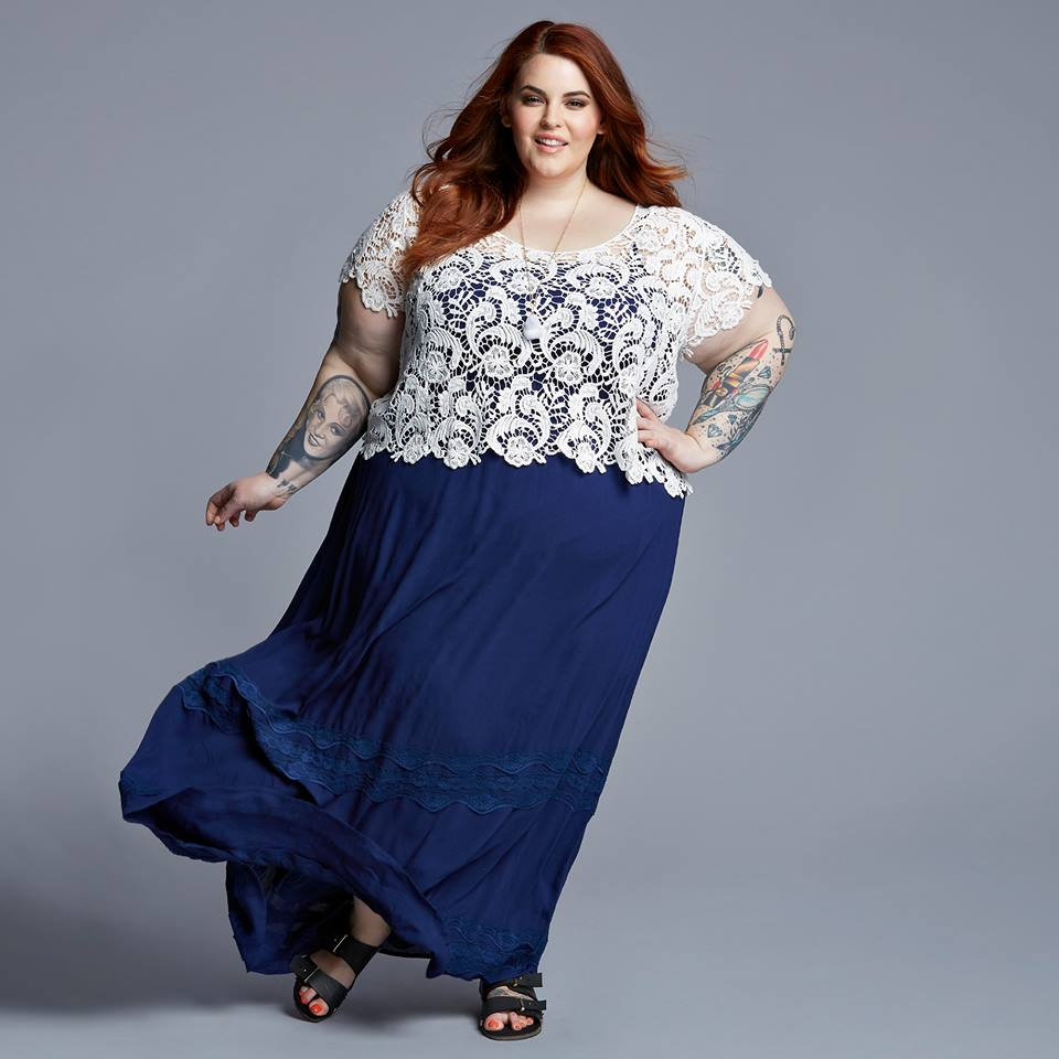 Plus Size Model Tess Holliday Covers People Magazine