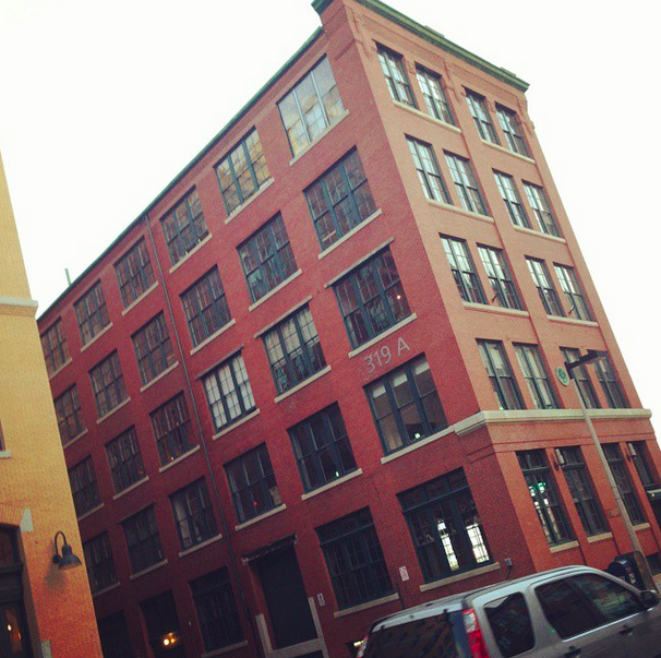 The future home of Oak + Rowan.