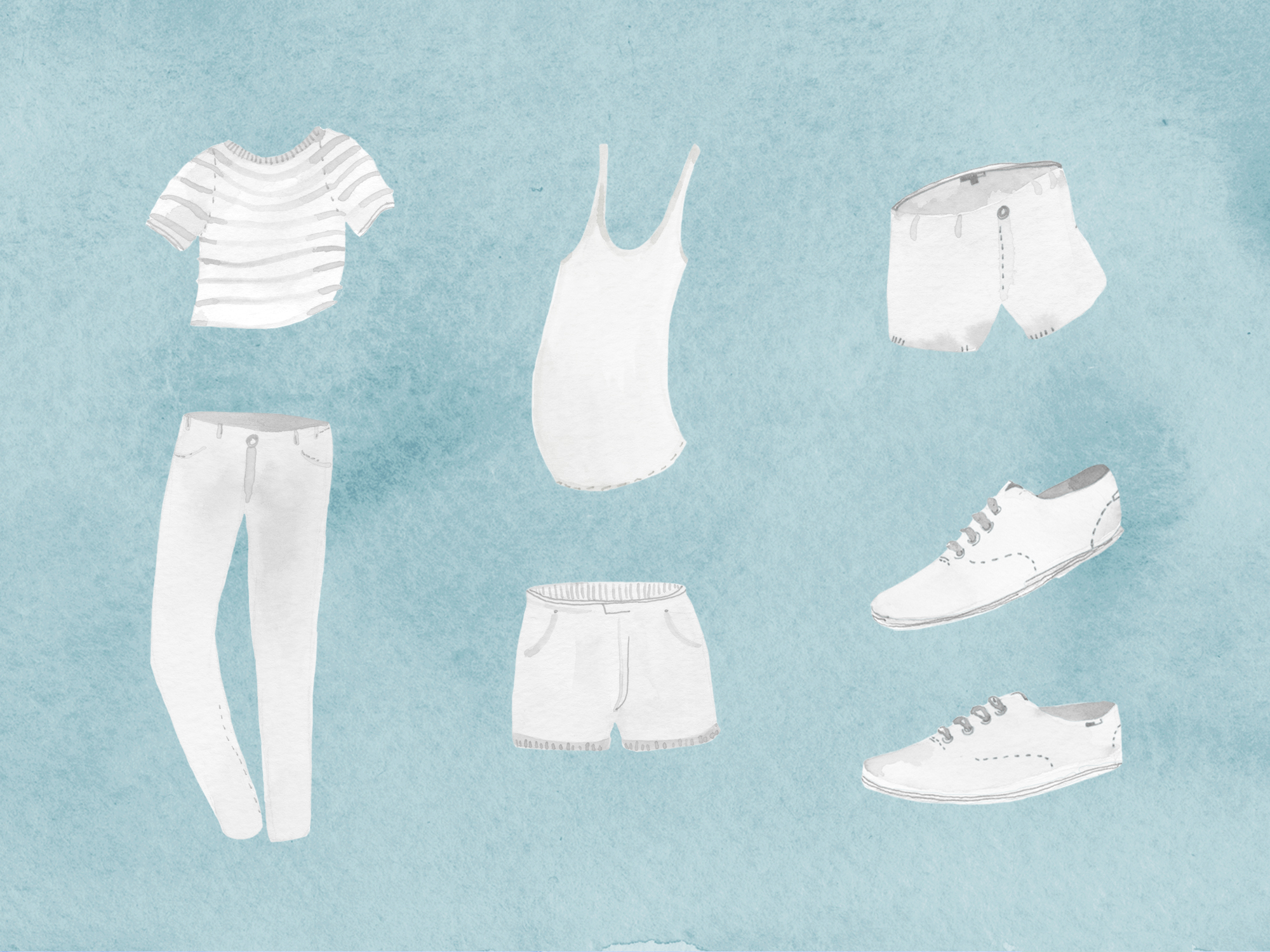 The Complete Guide to Keeping Summer Whites White