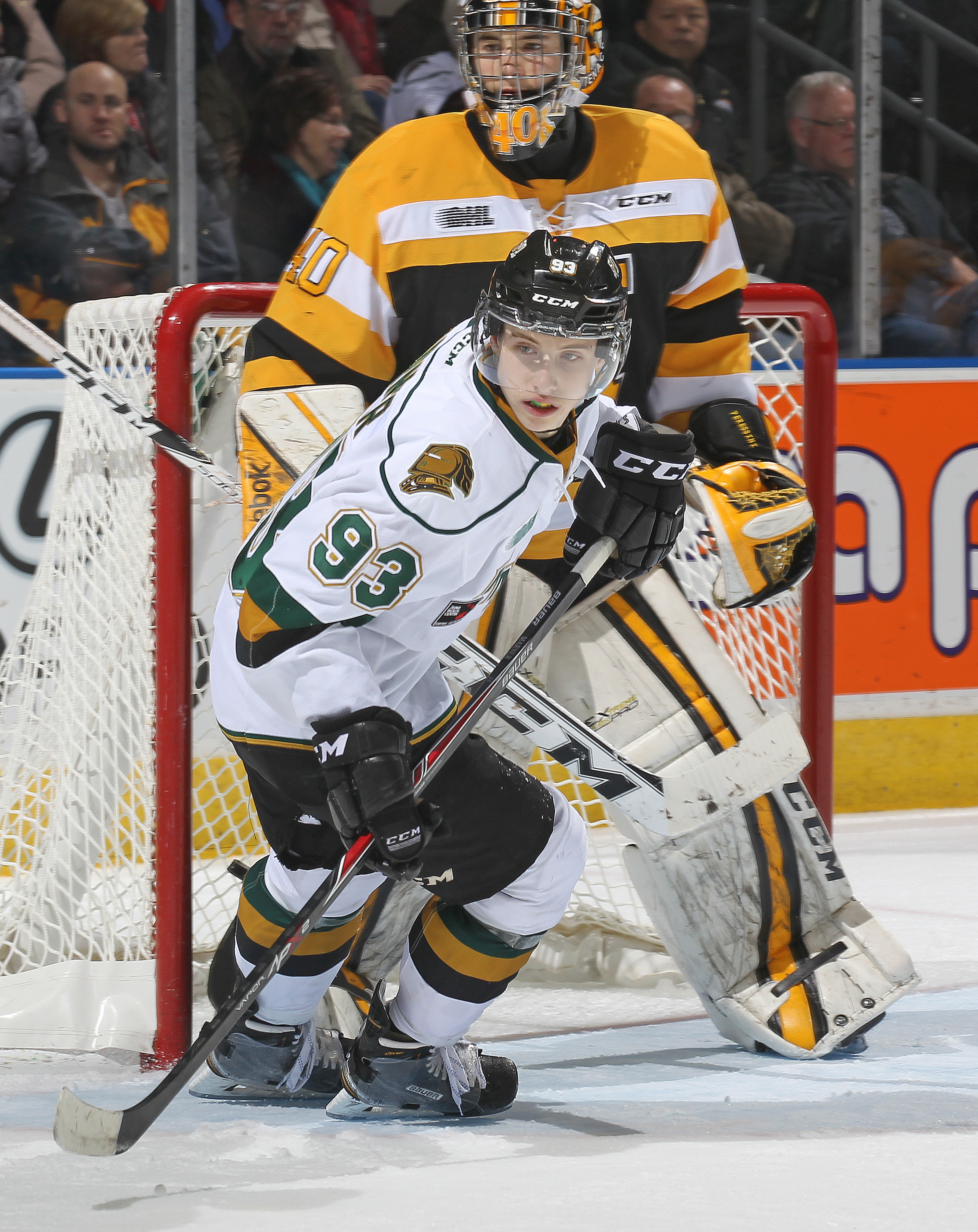 Mitch Marner could be an offensive superstar for his hometown Maple Leafs.