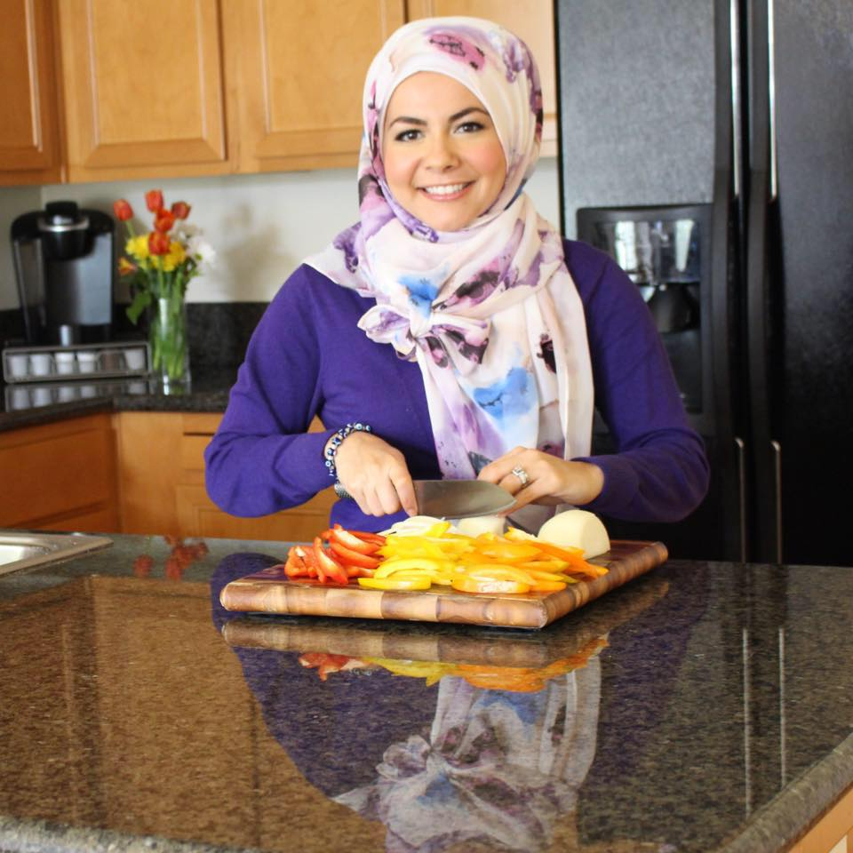 Masterchef's Amanda Saab Is the First Woman in a Hijab on an American Cooking Show